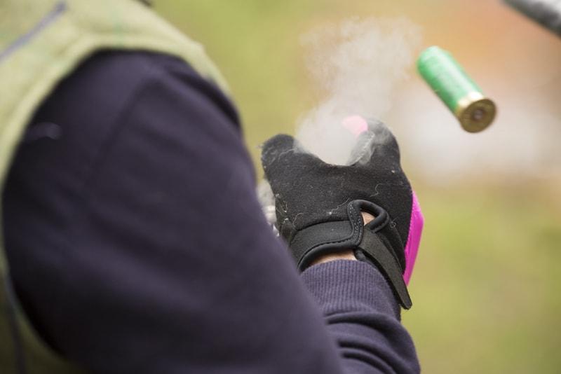 clay pigeon shooting blandford