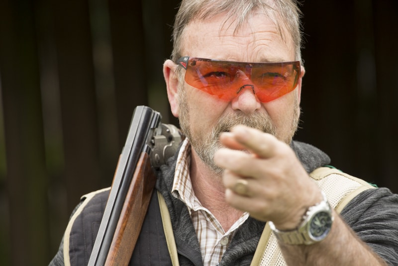clay shooting hampshire