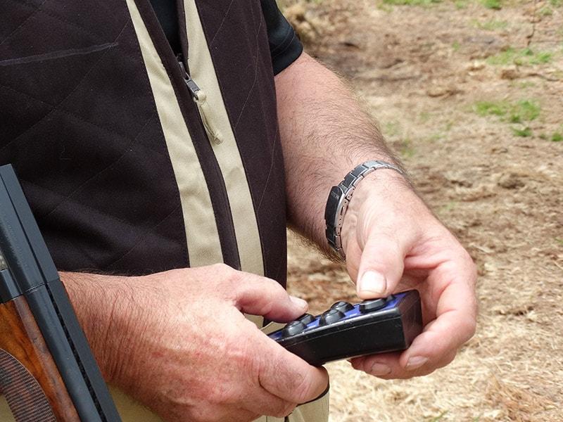 clay pigeon shooting southampton